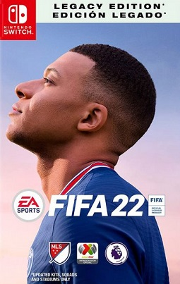 FIFA 22 Switch redeem code free download