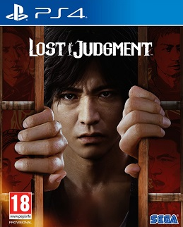 Lost Judgment Ps4 Redeem Code Free Download