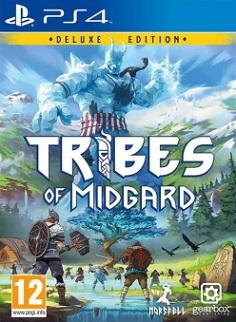 Tribes of Midgard Ps4 Redeem Code Free Download