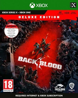 Back 4 Blood Xbox Redeem Code Free Download