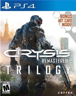 Crysis Remastered Trilogy Ps4 Redeem Code Free Download